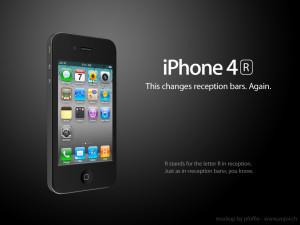 iPhone 4R - Jetzt mit Empfang